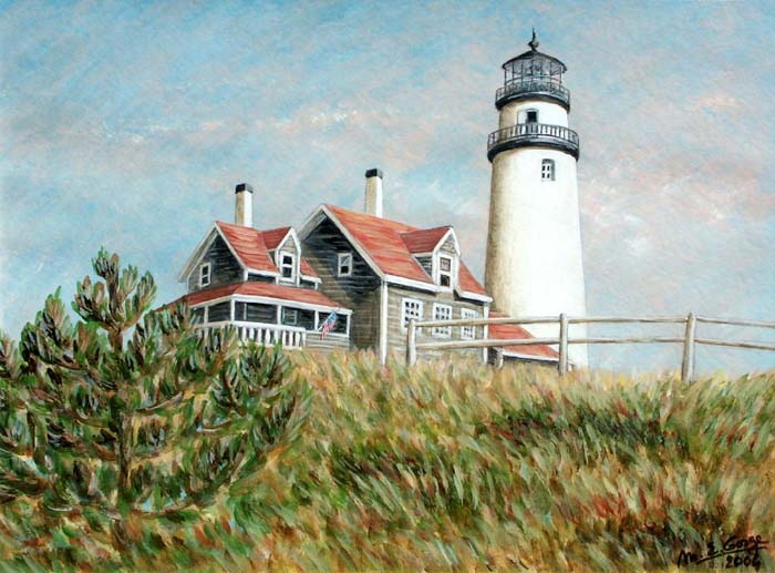Highland light- North Truro- Cape Cod