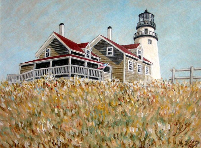 Highland light (North Truro - Cape Cod)
